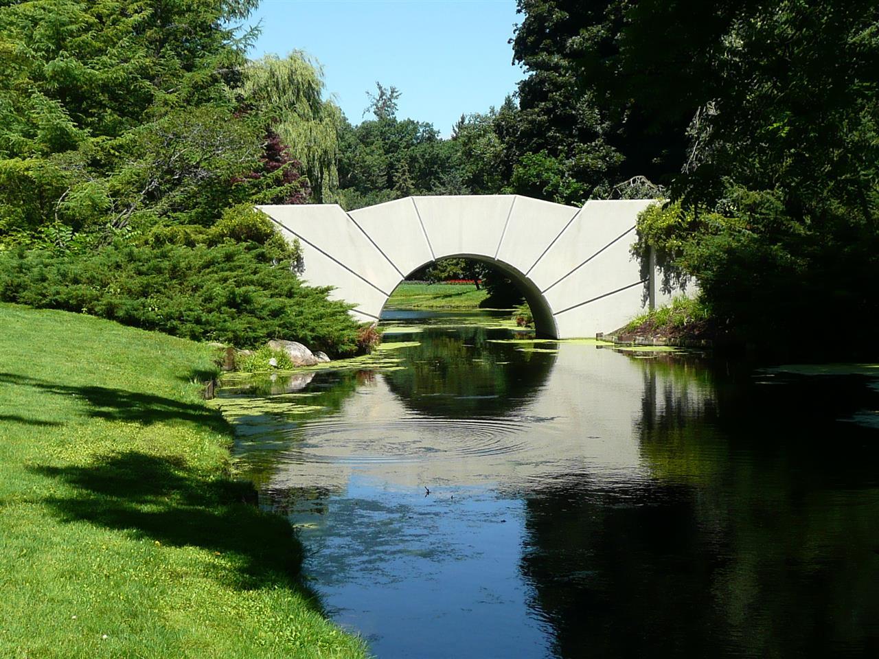Dow Gardens, Midland, MI