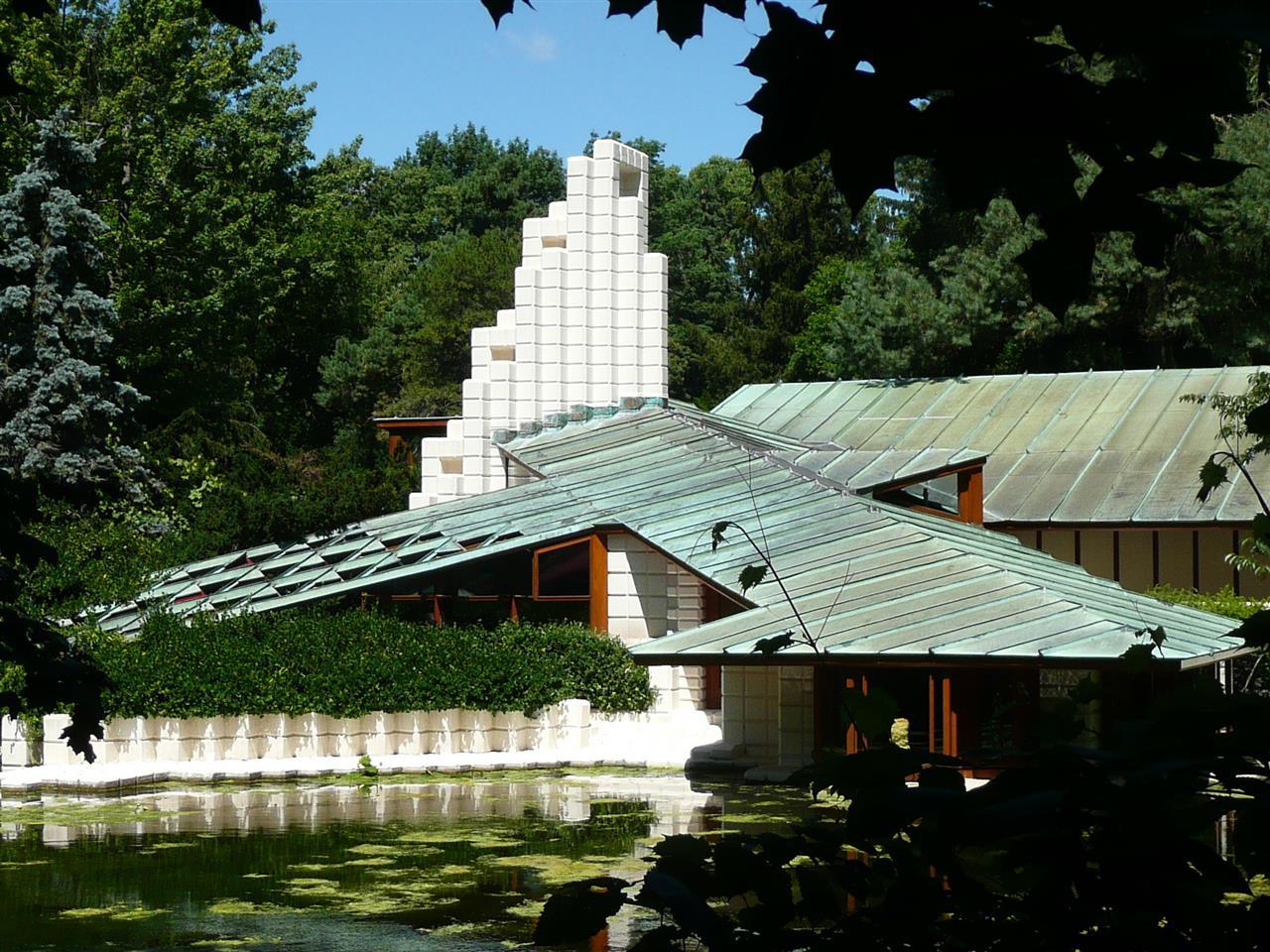 AB Dow Home & Studio, Midland, MI