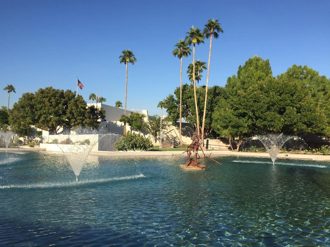 Scottsdale Fountain