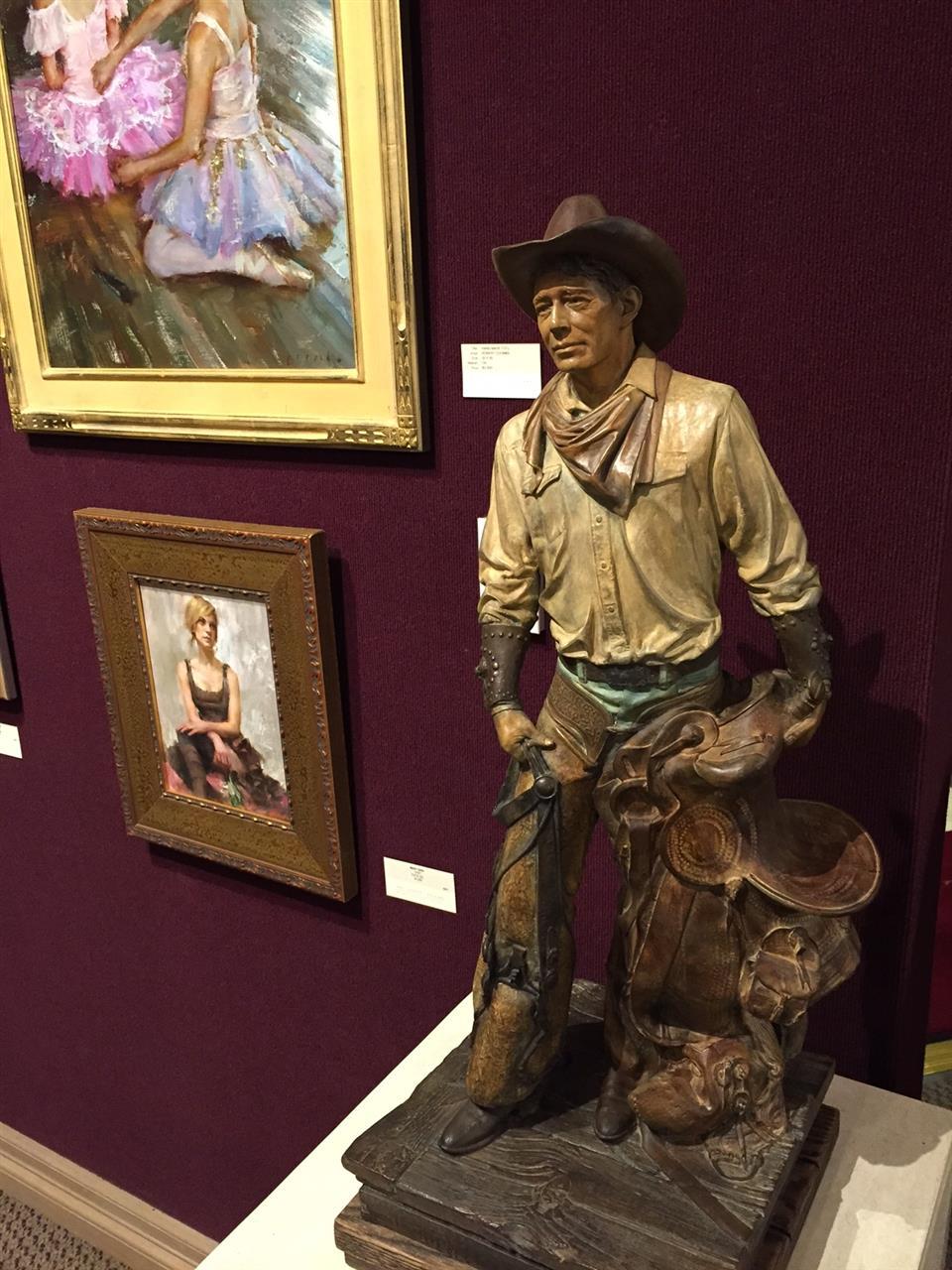 Scottsdale Art Walk; Legacy Gallery