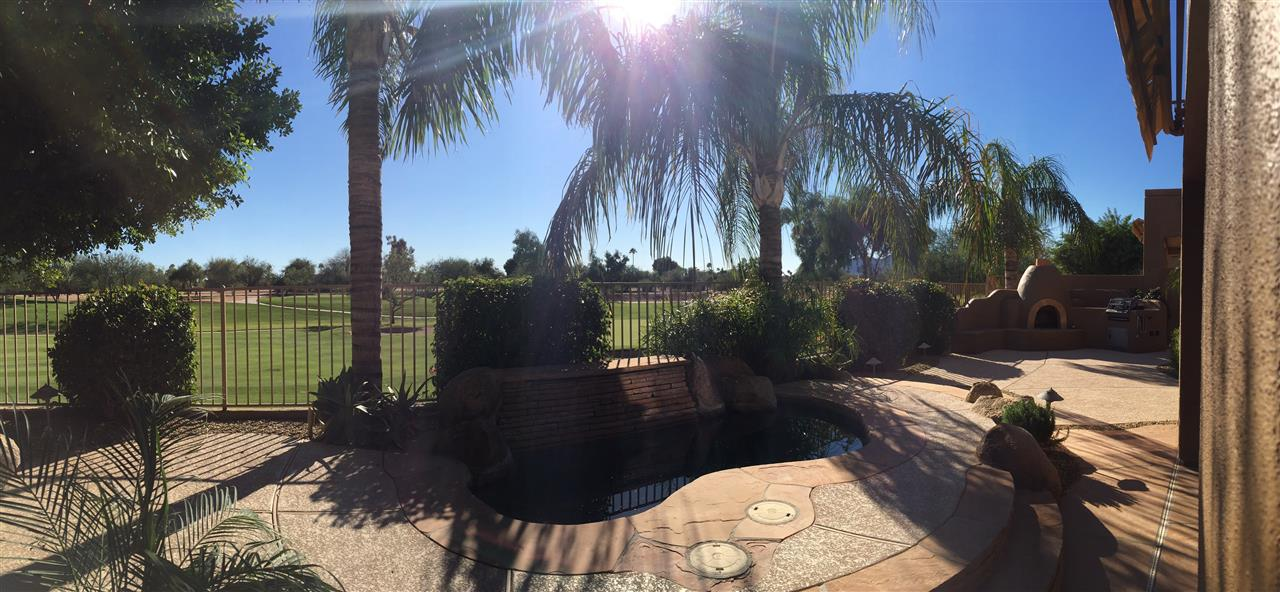Scottsdale Backyard