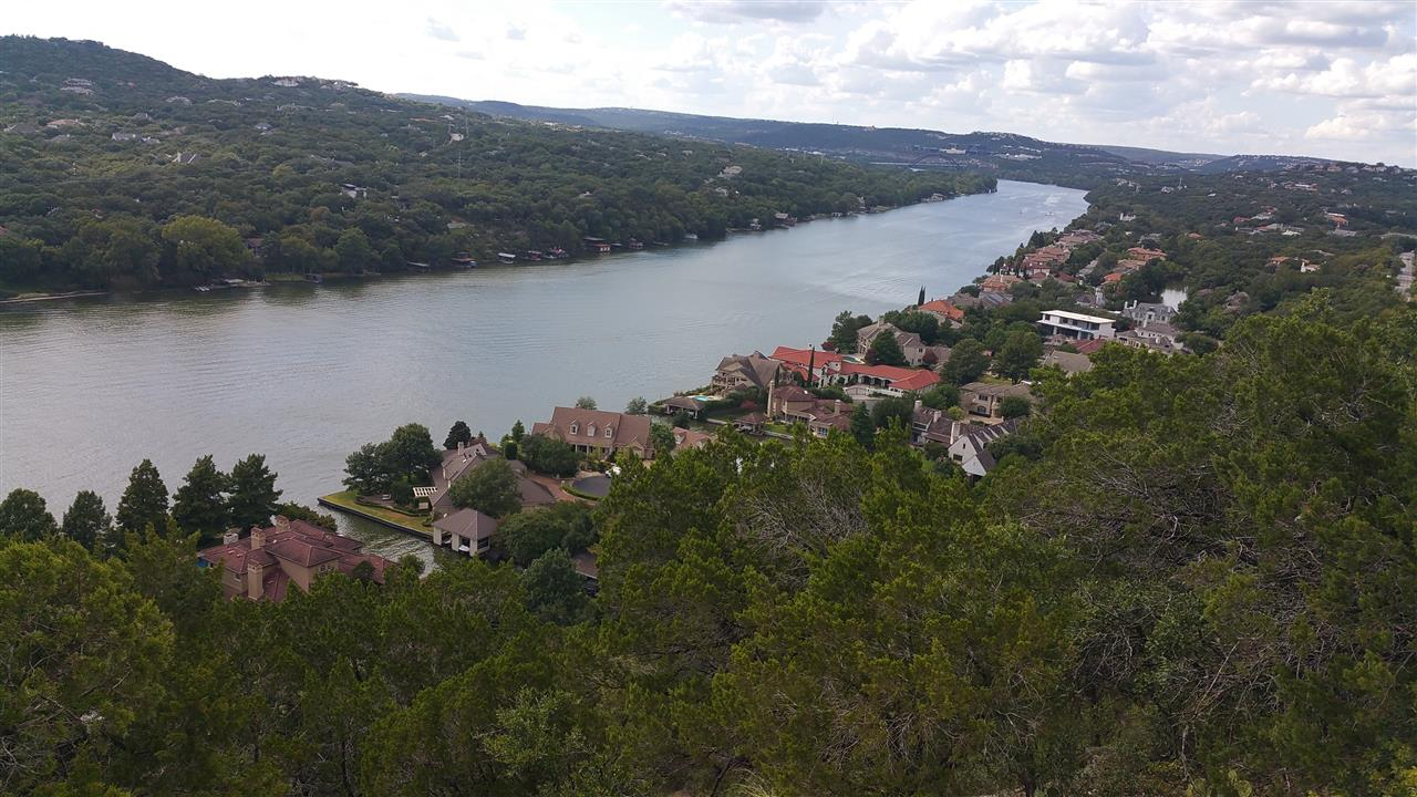 Great views, Mount Bonnell