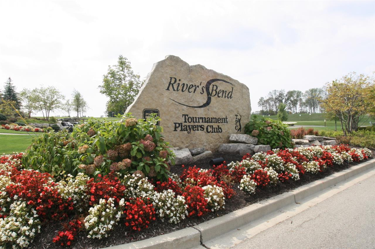 Riversbend Golf Community in Hamilton Twp, OH.