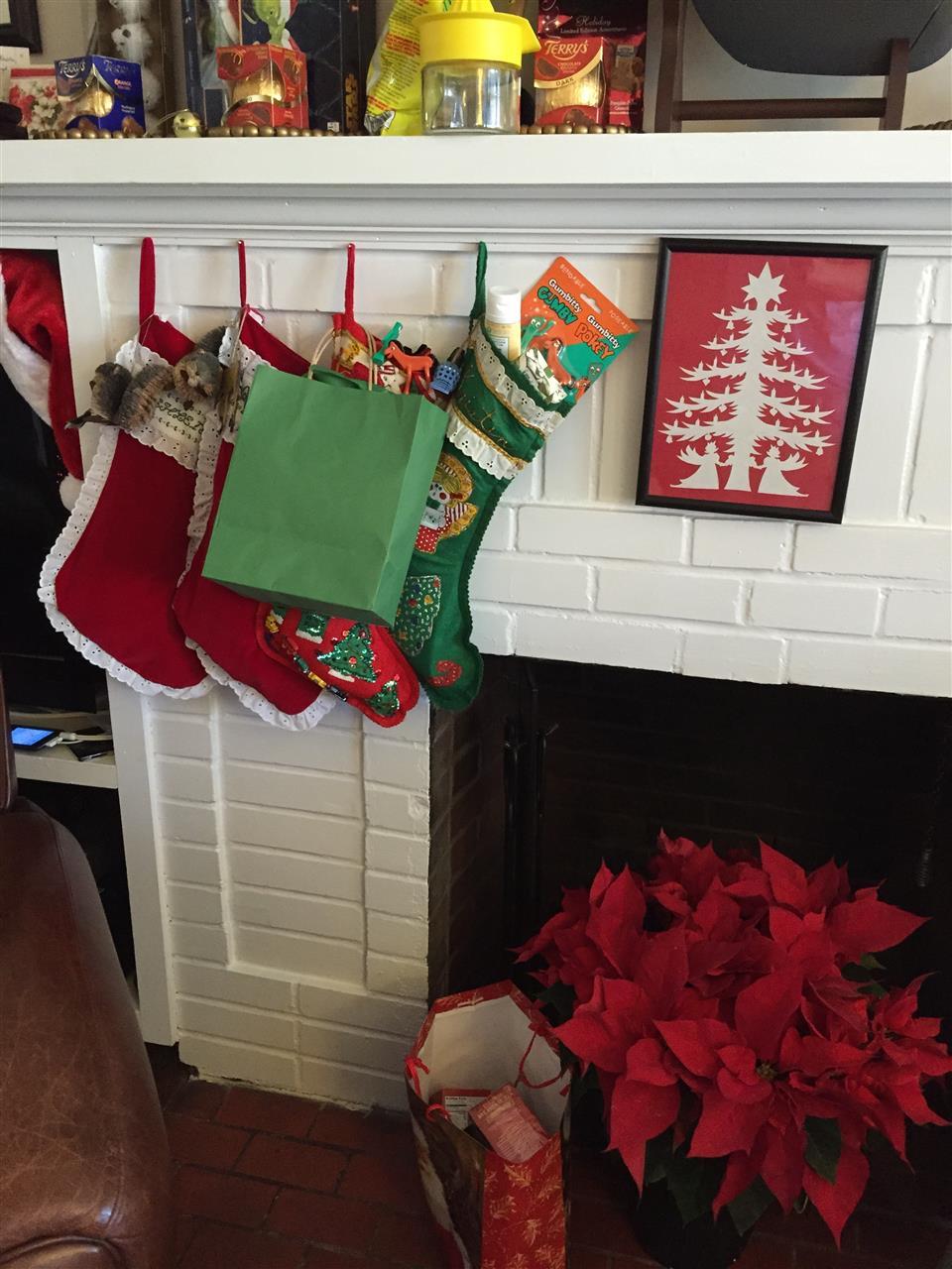 Stockings! Winston-Salem NC