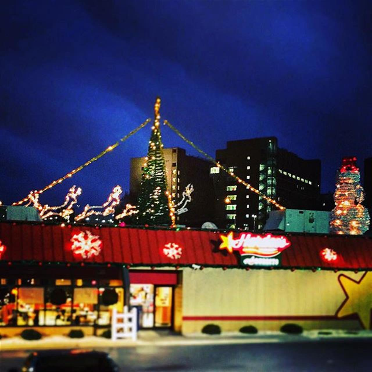 Christmas traditions in #WSNC #leadingrelocal