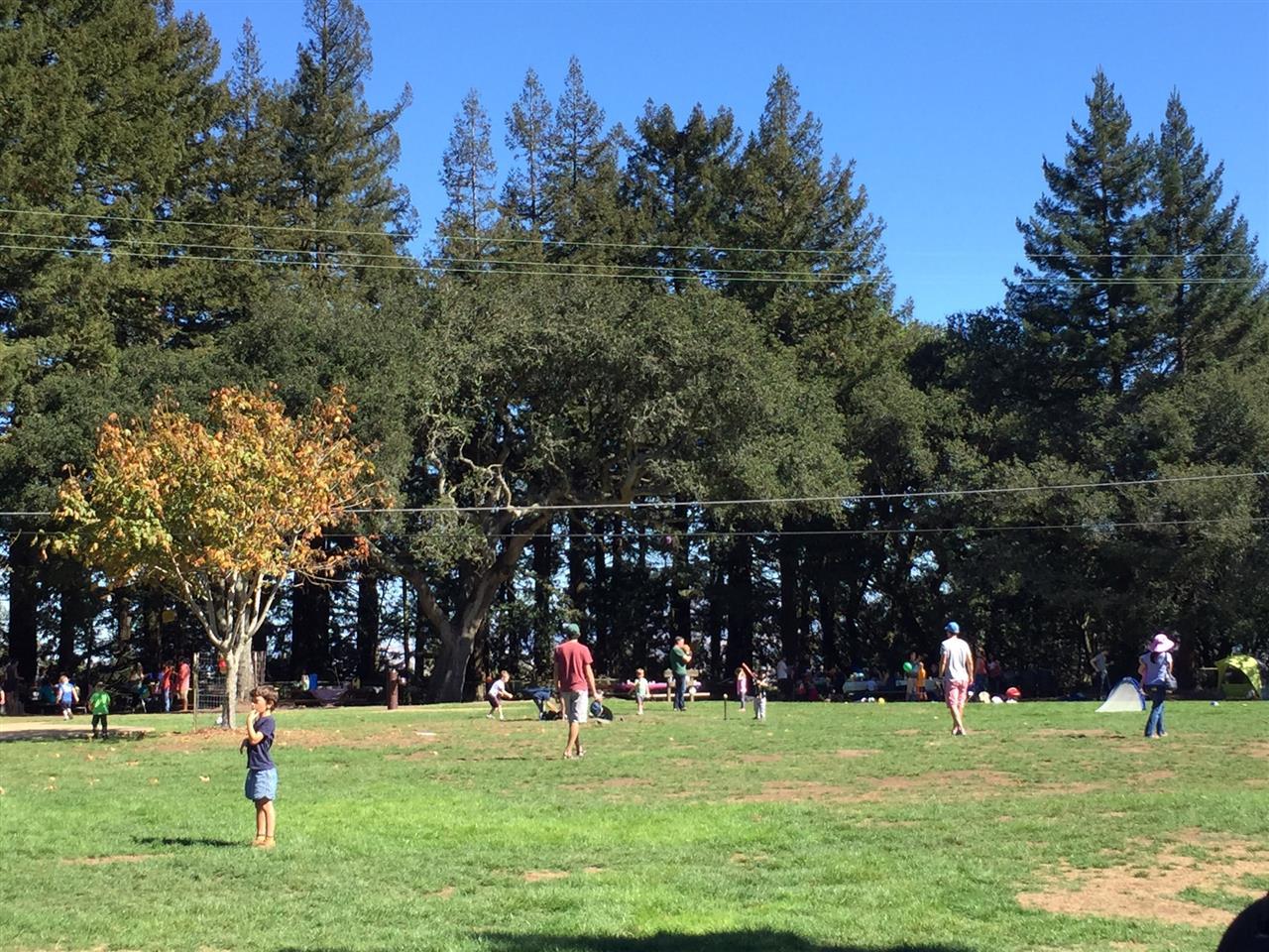 Roberts Regional Recreational park. Oakland CA