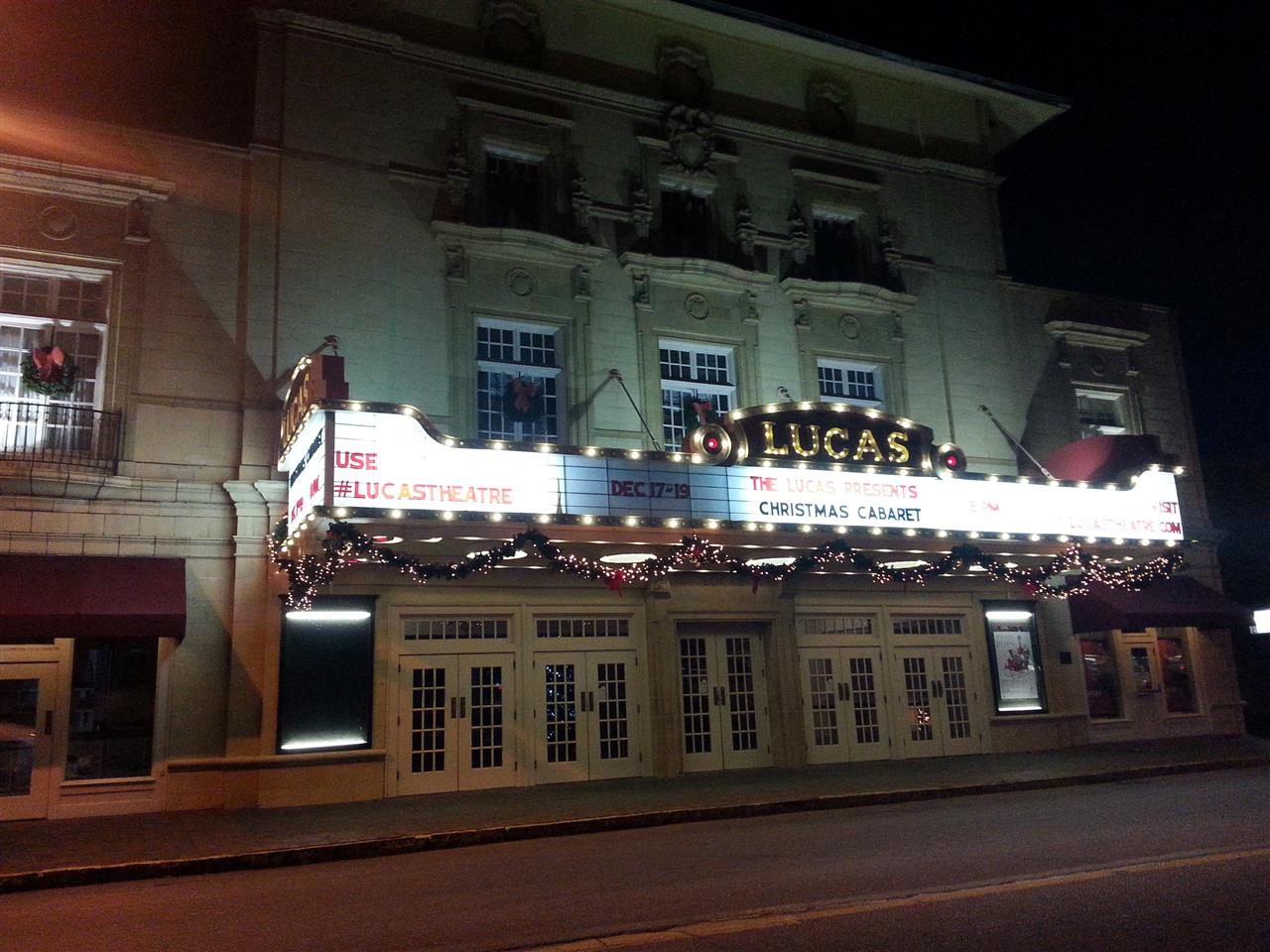 Savannah, Ga. The Lucas Theater