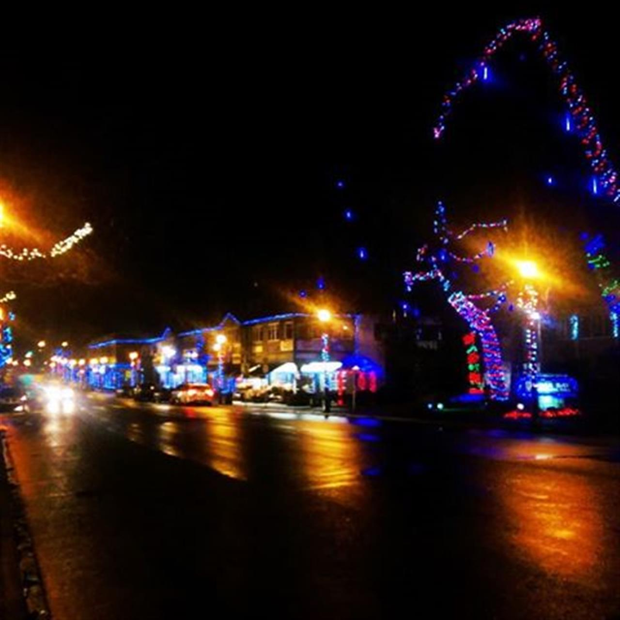 #christmaslights #festive #oakbay #leadingrelocal #dfhrealestate #realestate
