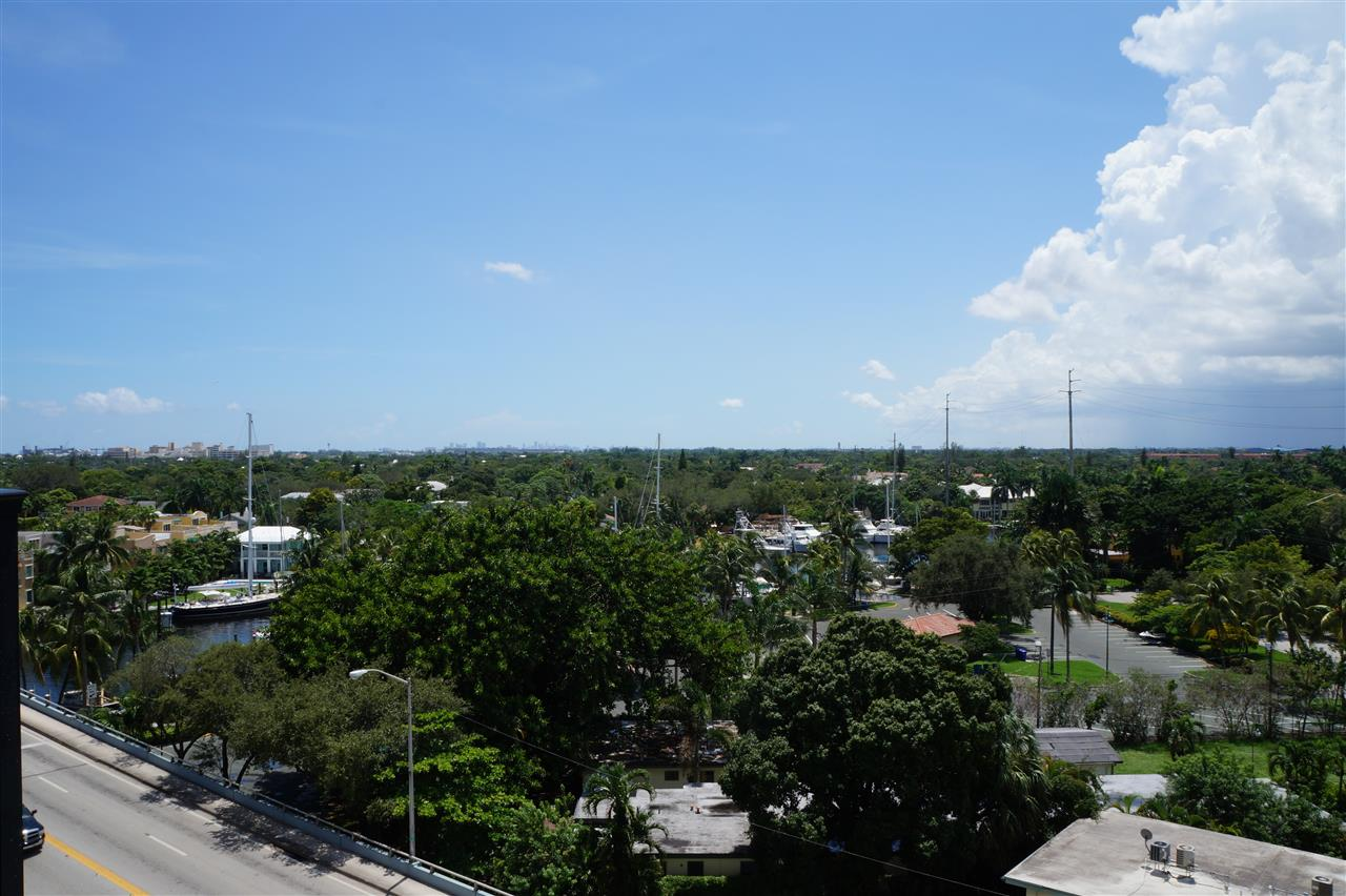 West view of East Fort Lauderdale taken from the Symphony