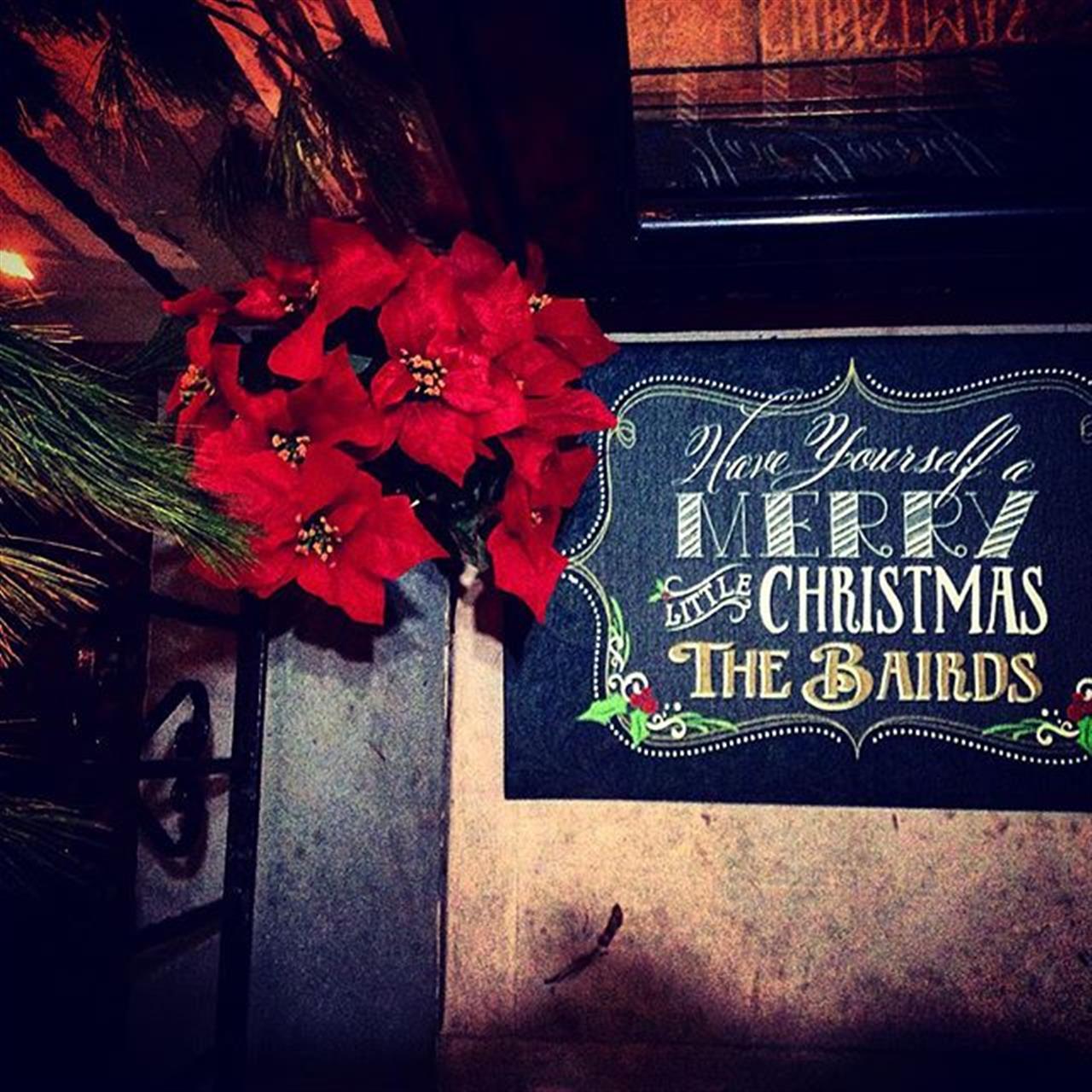 Christmas countdown....4 days!!!???????#family #love #bairdhalstead #halsteadproperty #exploreyourhood #leadingrelocal #montclairnj #glenridge #cedargrove #peace#christmas