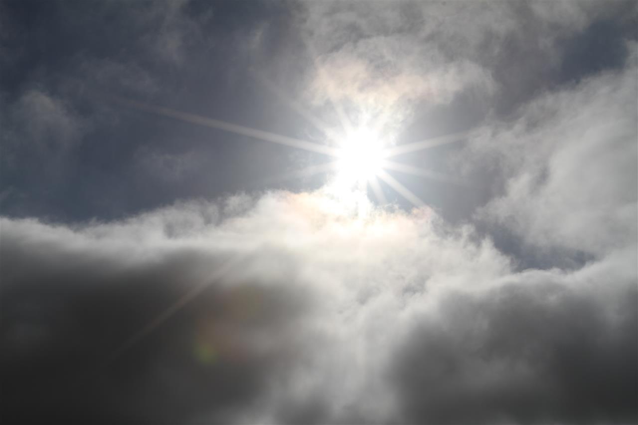 Wilder sky scape