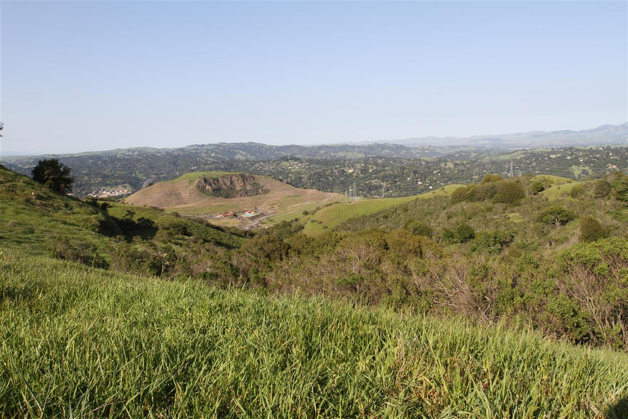 View from Sibley Volcanic Regional Preserve