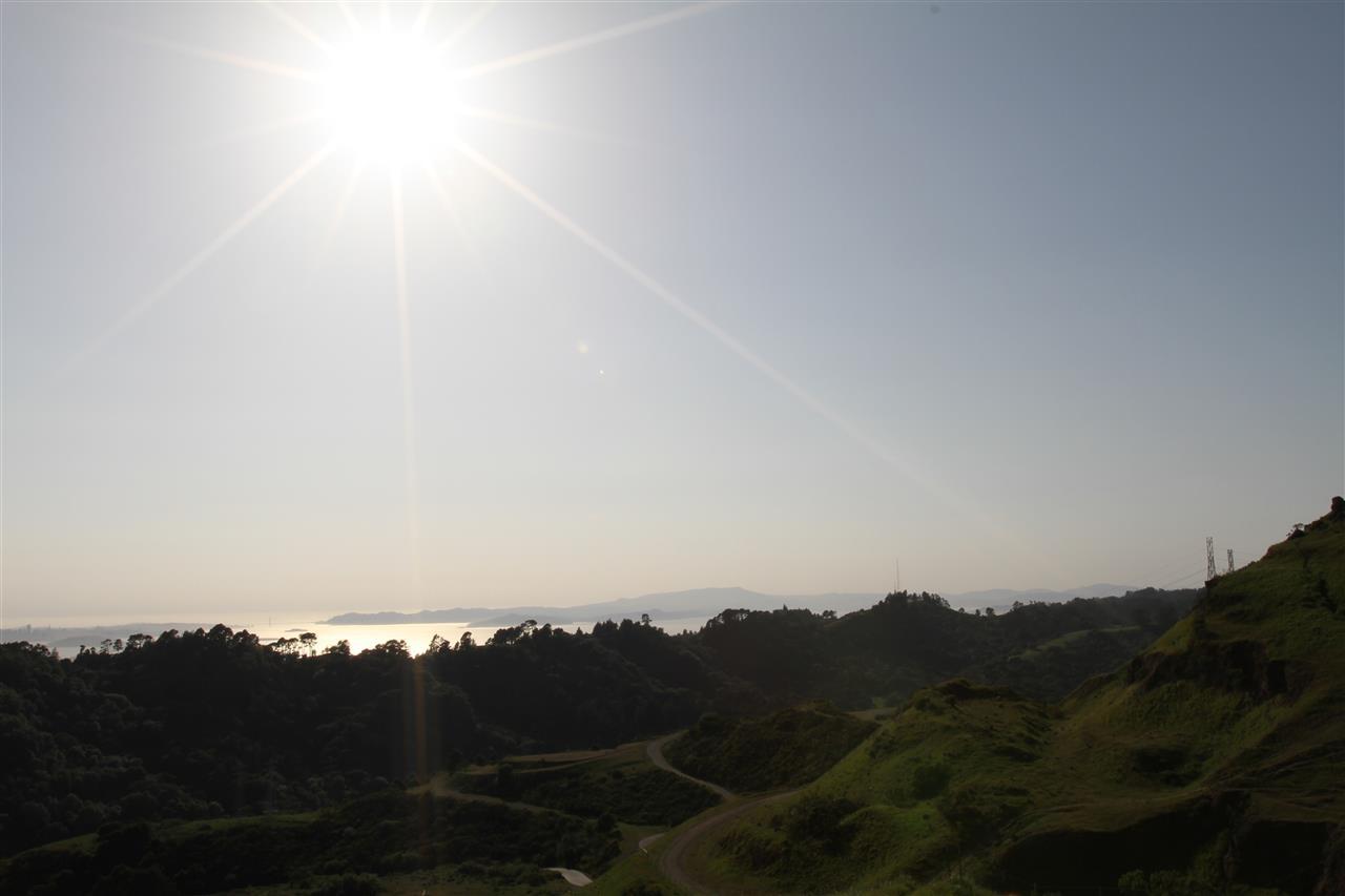 View to San Francisco Bay