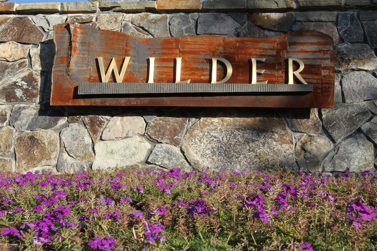 Wilder sign
