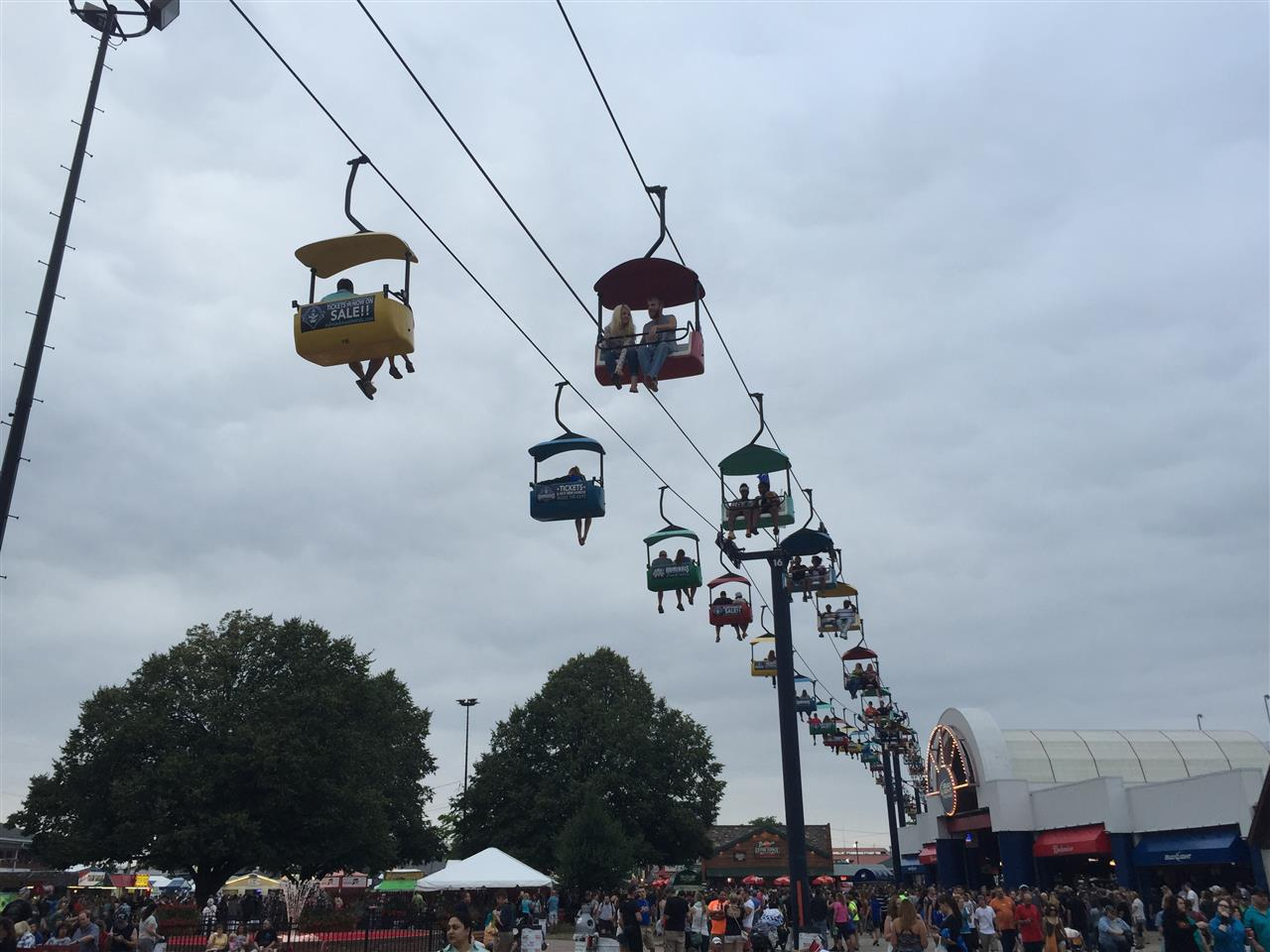 Wisconsin State Fair in West Allis, WI