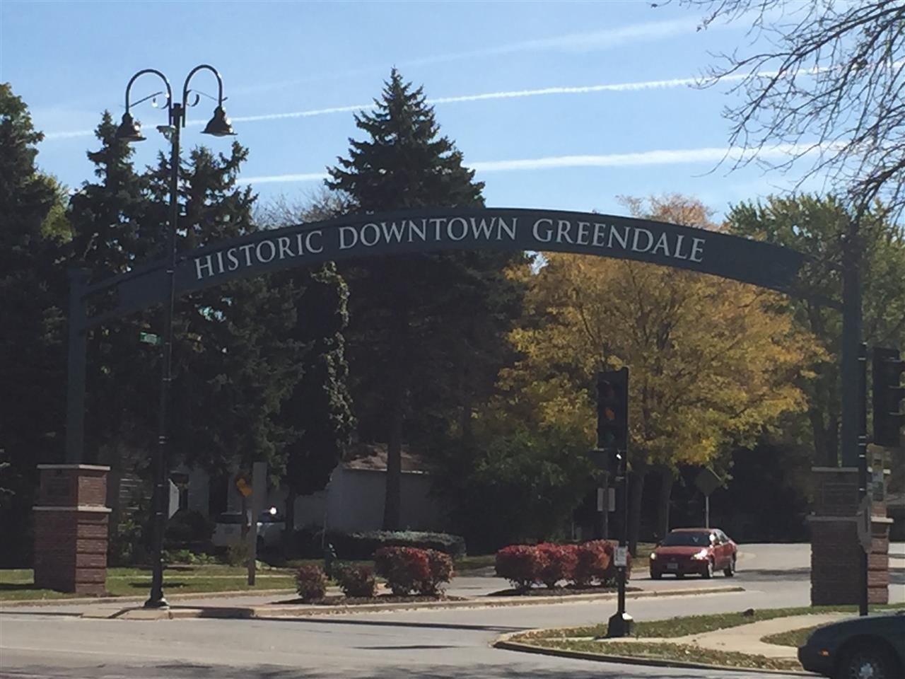 Greendale, WI is known at the Garden Community