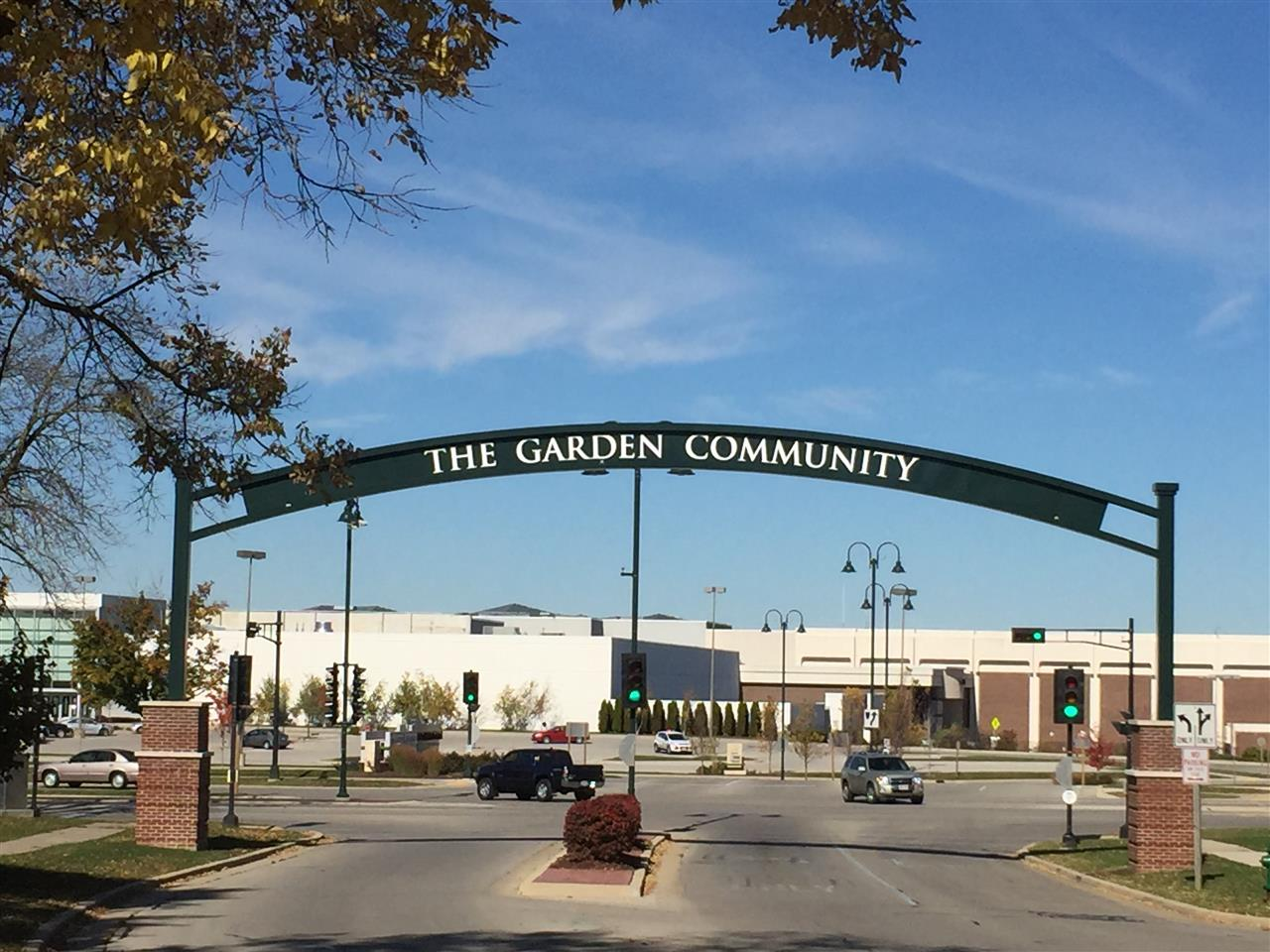 Village of Greendale, WI known at the Garden Community