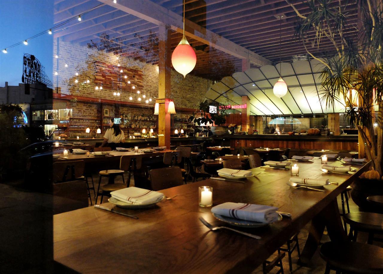 Penrose Restaurant, Oakland