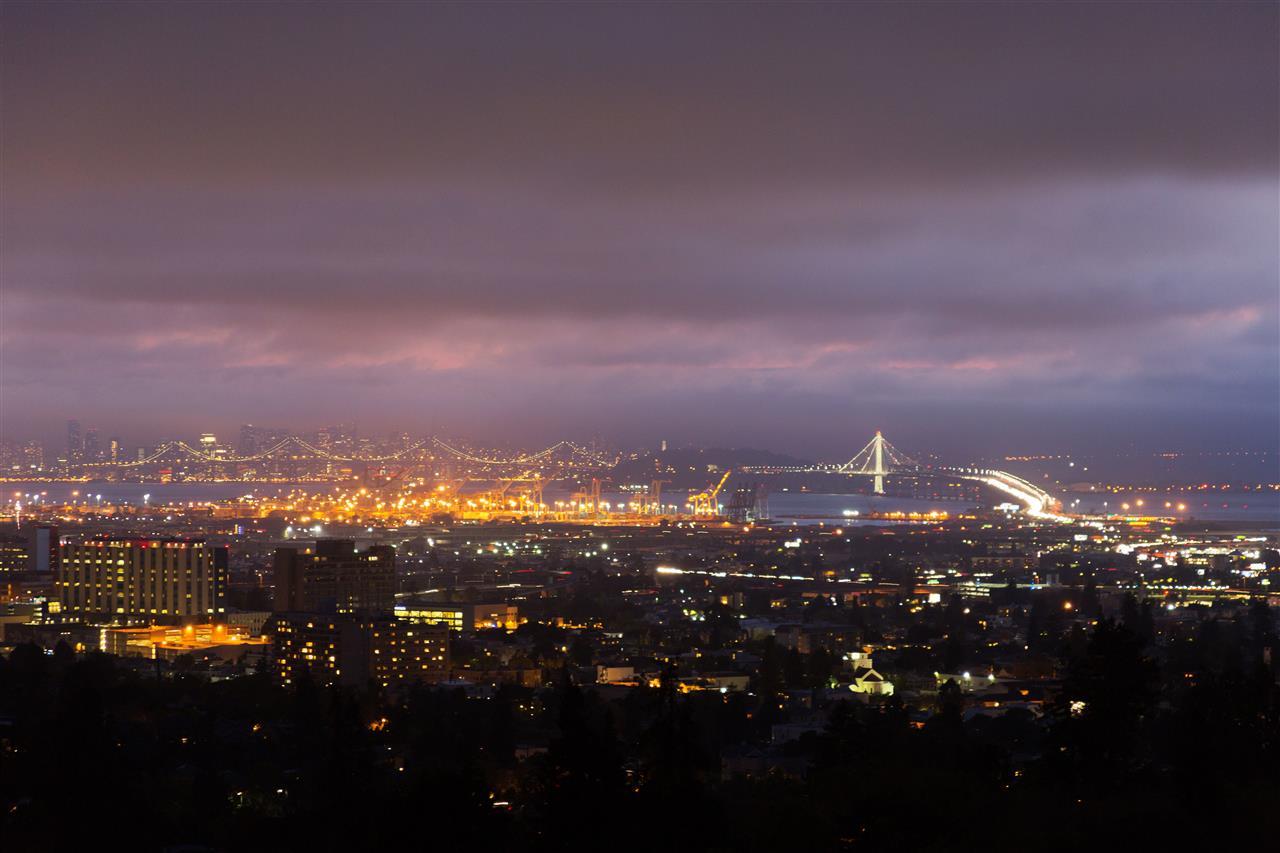 Oakland / San Francisco Bay Bridge