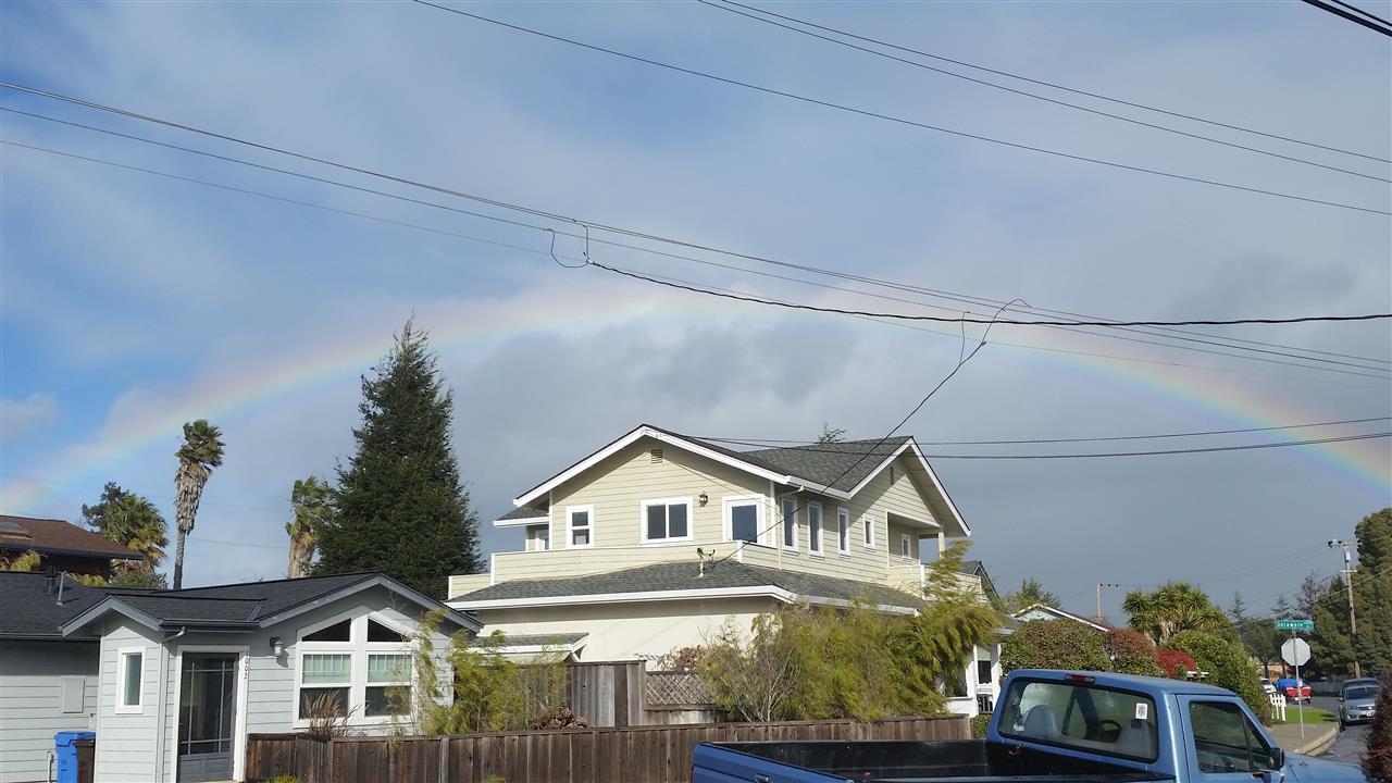 Westside neighborhood in Santa Cruz, CA