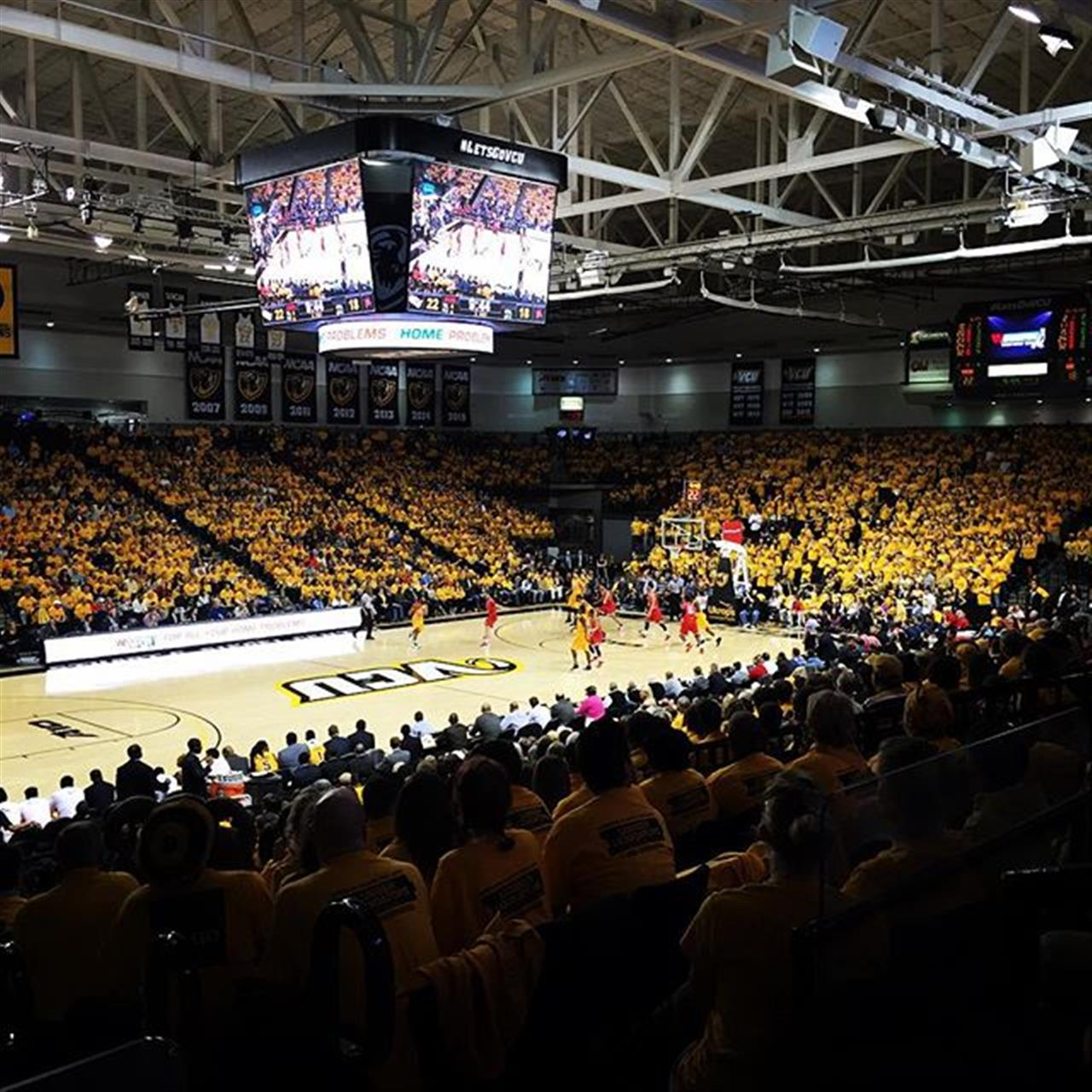 VCU vs UR - this is #RVA!