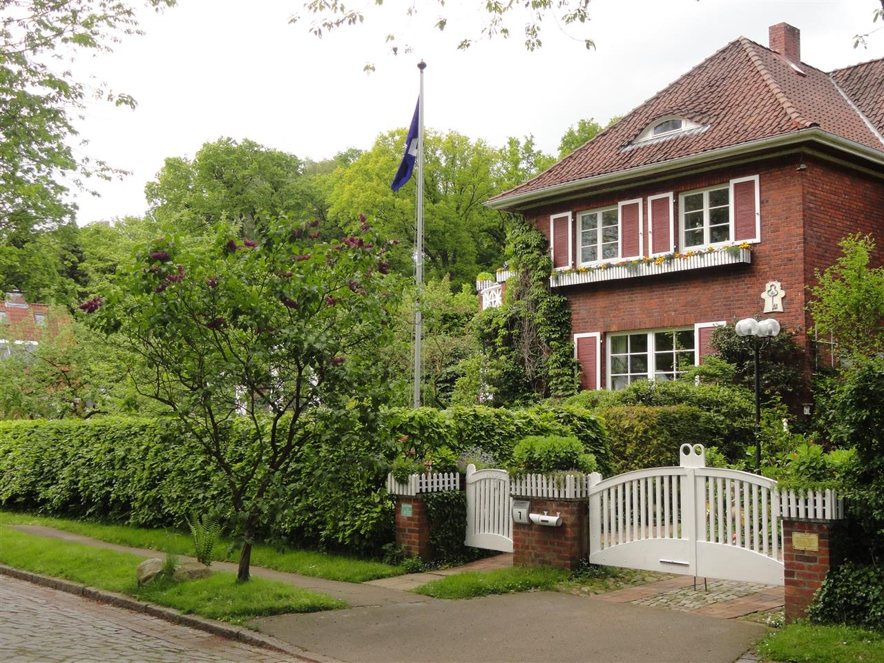Real Estates in Hamburg and Germany