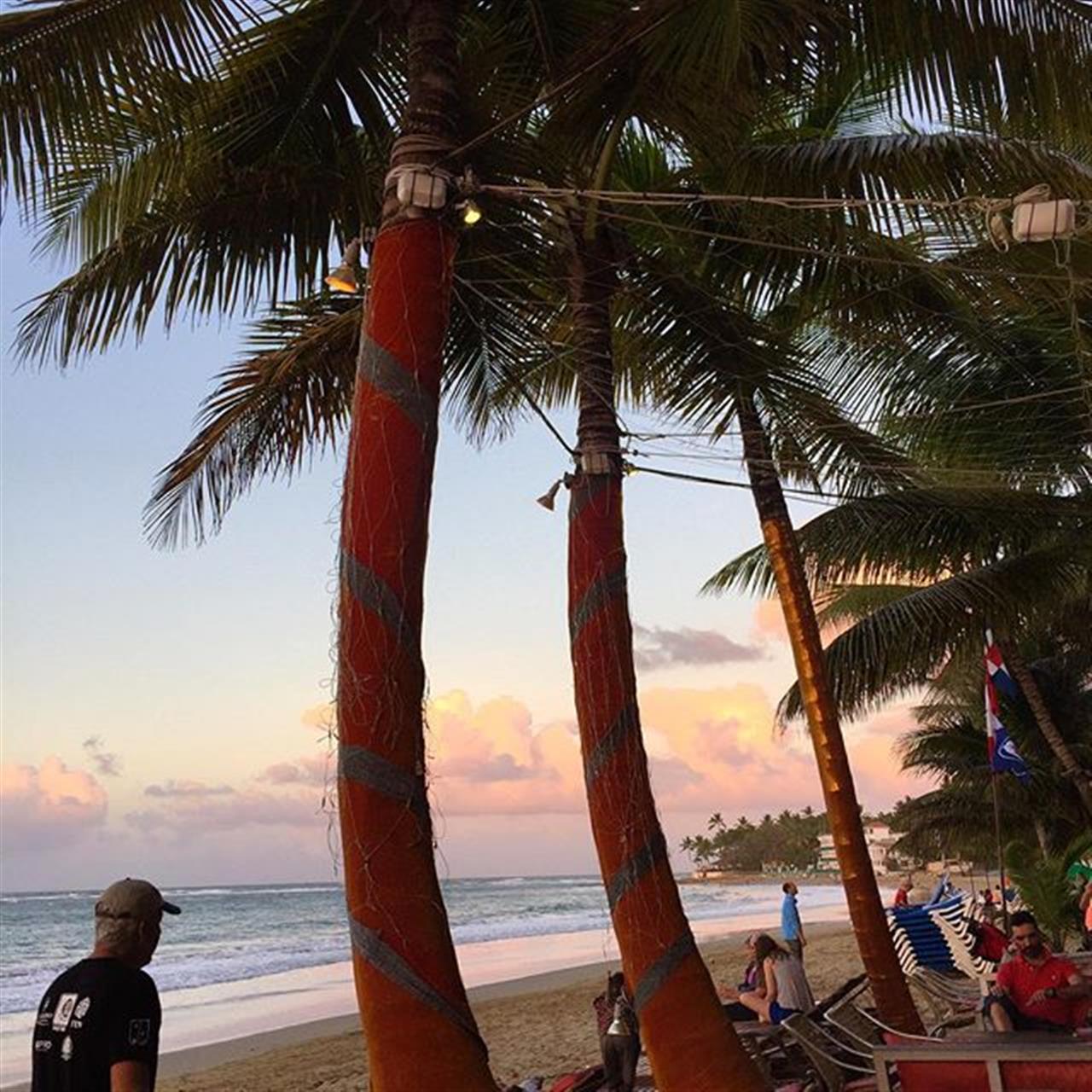 Early evening in Cabarete! #DominicanRepublic #selectcaribbean #leadingrelocal #beach #eveningsky #caribbeanlife #caribbeanisland #cocktailhour www.selectcaribbean.com