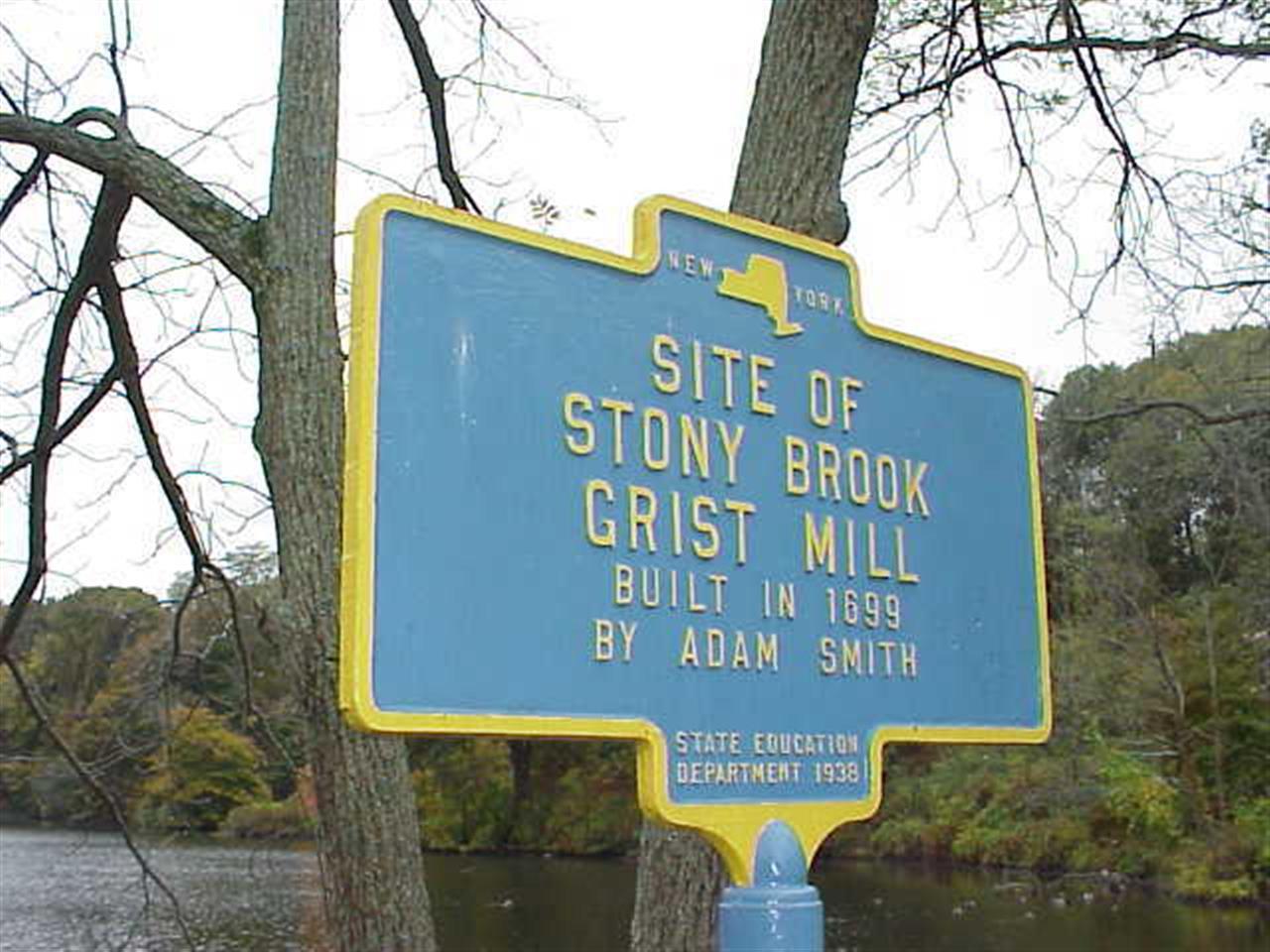 #longisland #northshore #stonybrookhistory #stonybrookgristmill