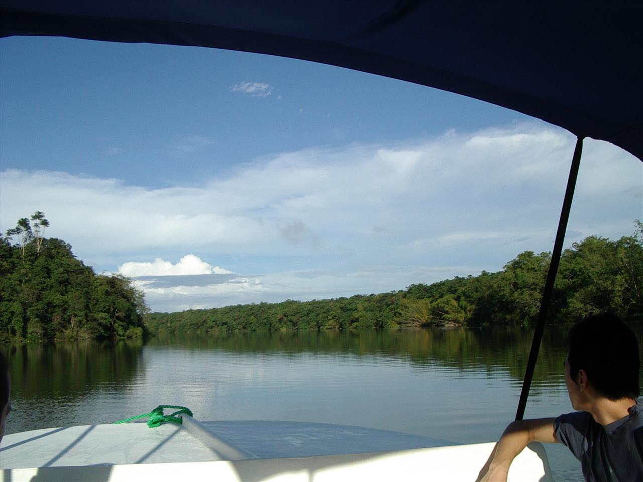 Tortuguero on the Atlantic side - Costa Rica