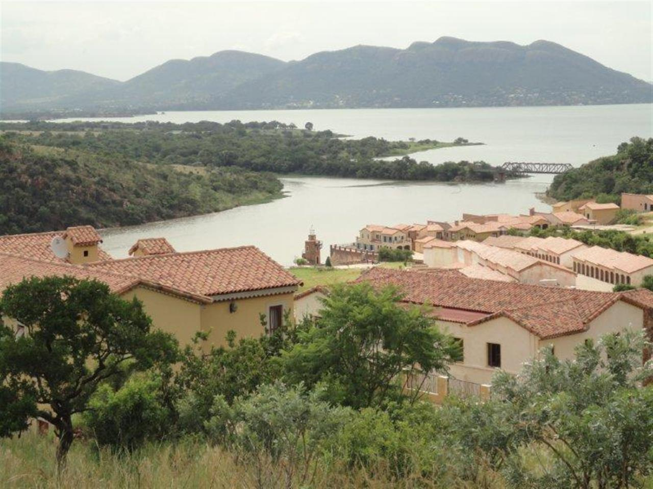 Views from Estate d' Afrique, Hartbeespoort Dam, South Africa