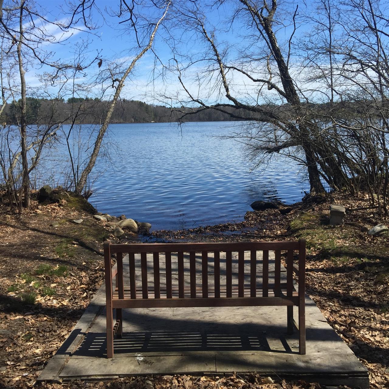 Lake Cochichewick,- North Andover, MA
