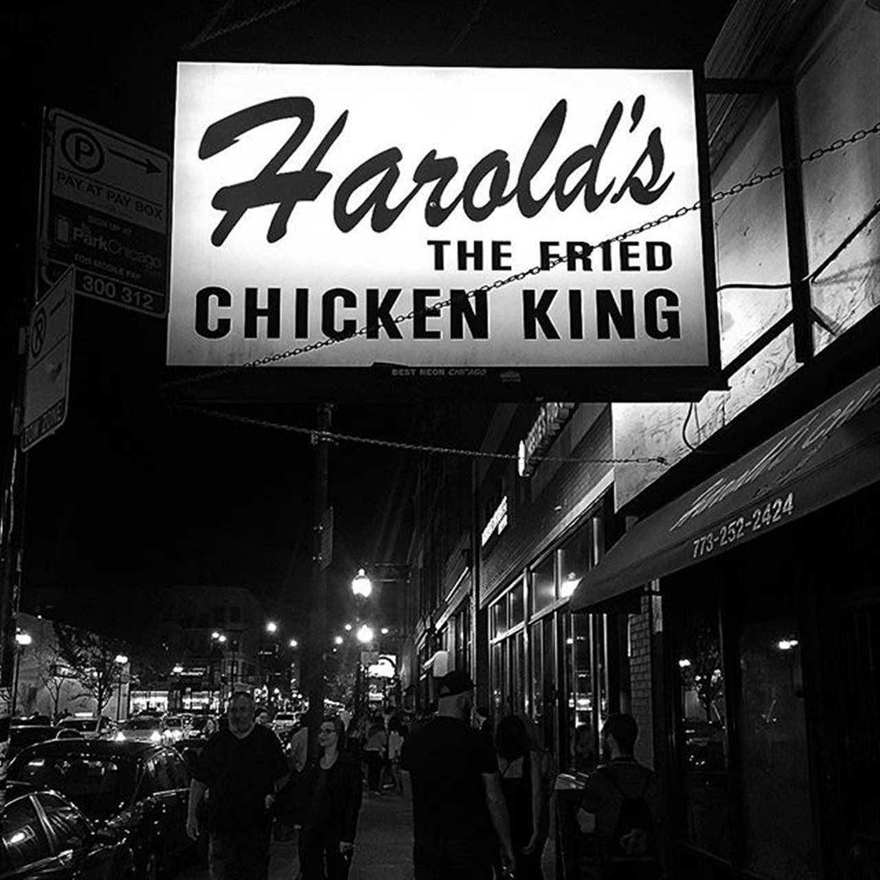 Heaven. #haroldschicken #friedchicken #chicago #wickerpark #leadingrelocal