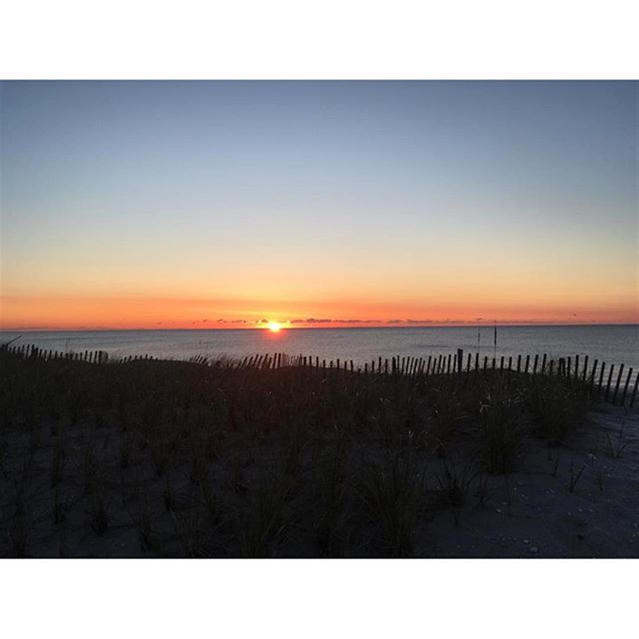 3 A classic sunrise... Have a good week!  #sunrise #nj #goodmorning #beach #jshn