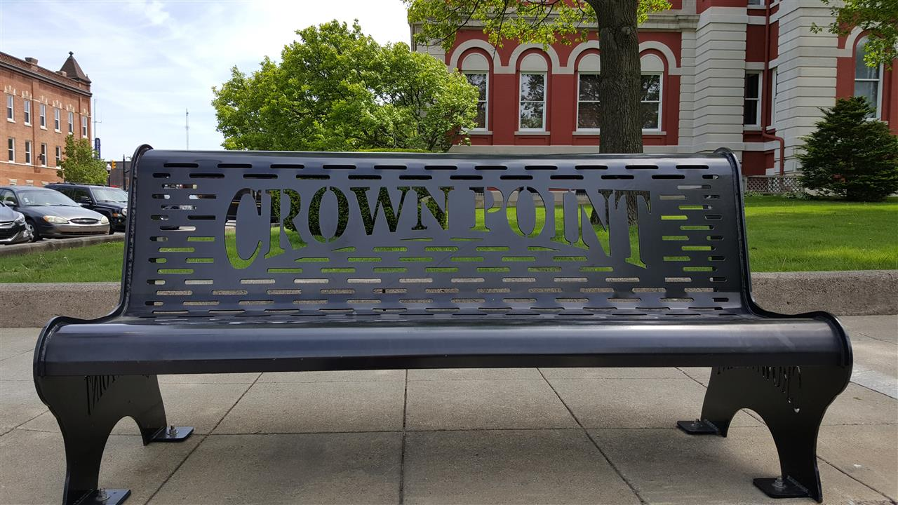#Crown Point Indiana #Crown Point Square