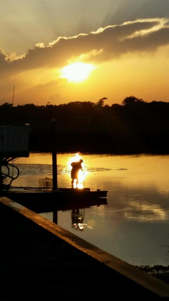 On the Waccamaw River - Pawleys Island, SC