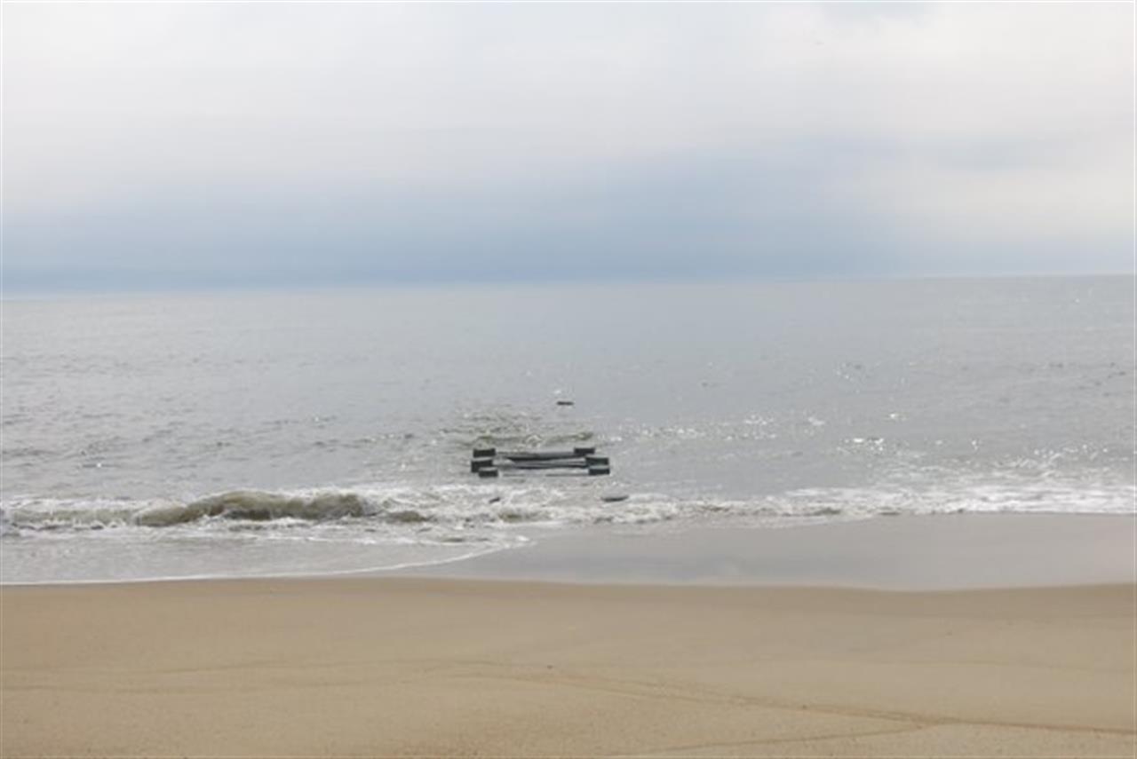 Rehoboth Beach, DE misty sunrise #LeadingRELocal
