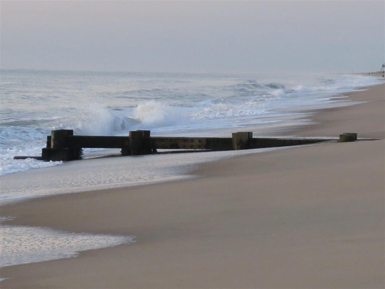 Rehoboth Beach Delaware - Morning Beach