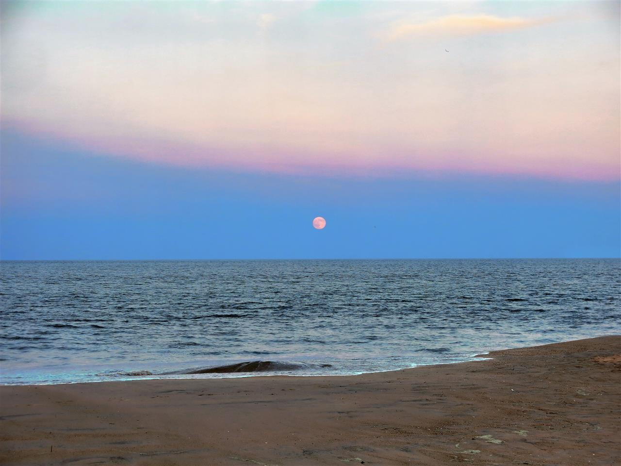 Rehoboth Beach Delaware  morning