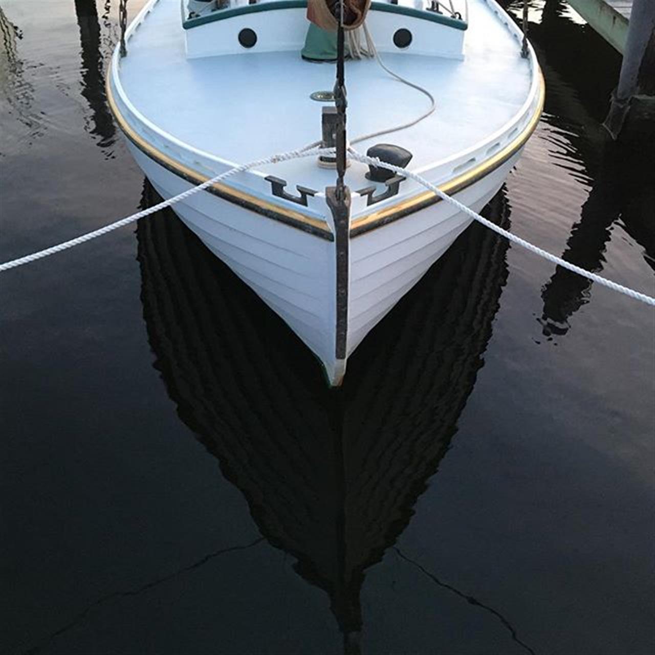 Early morning at the boat yard... #boats #nj #sailing #goodmorning #jshn
