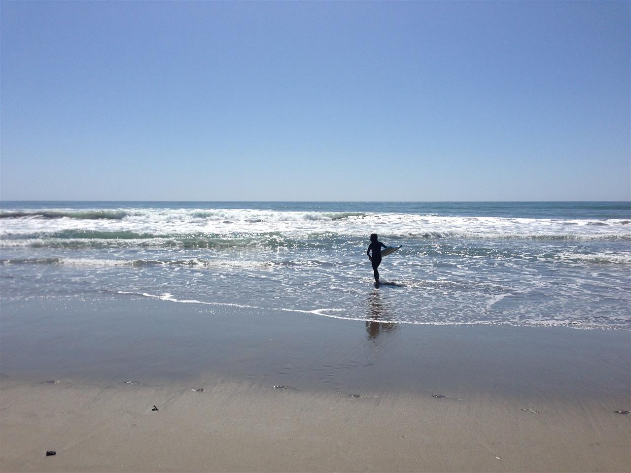 Beautiful Seascape Beach in Aptos, California. A day at the Beach!!:)