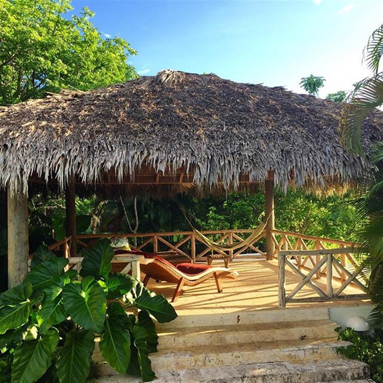 Outdoor Living! ???? #dominicanrepublic #leadingrelocal