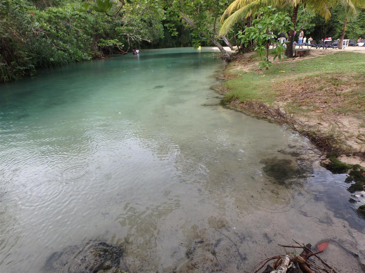 River shot in Portland, Jamaica