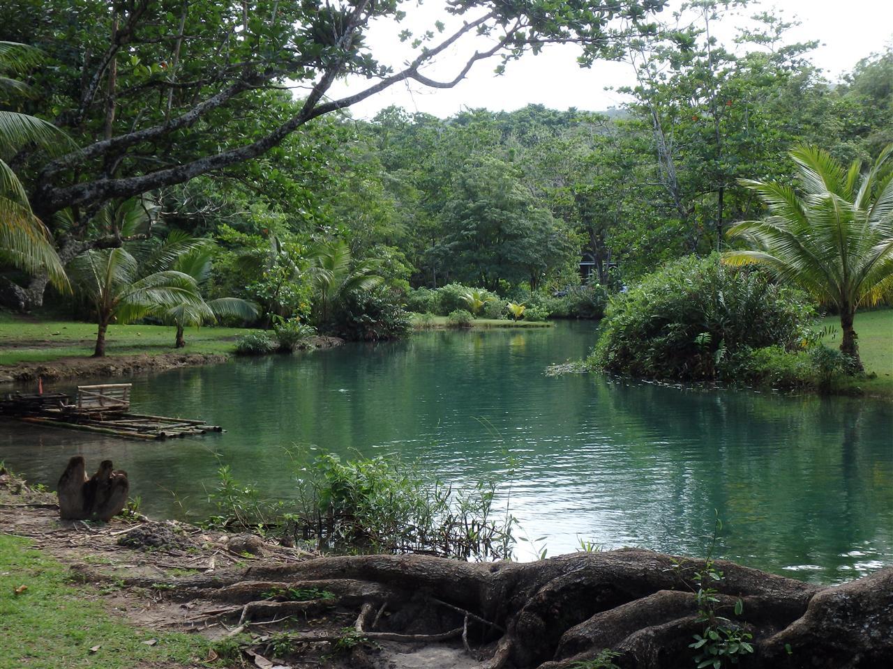 River Portland, Jamaica
