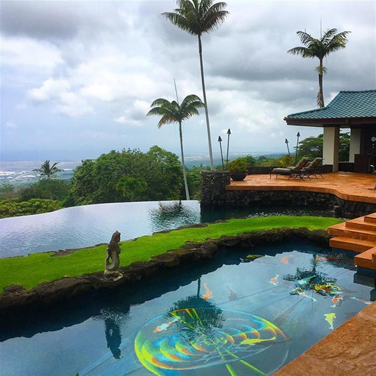 Spectacular estate listing in #holualoa