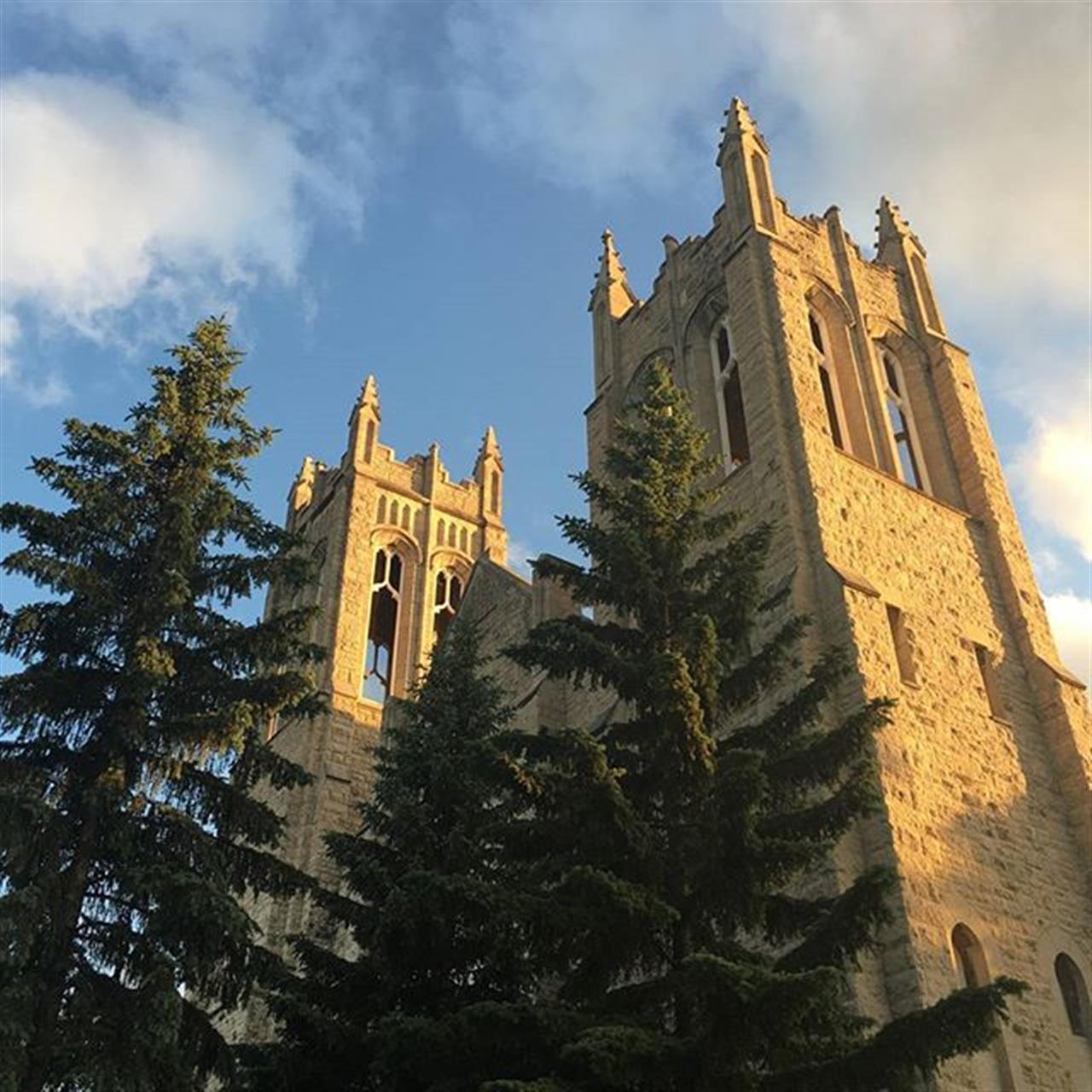 Beautiful Winnipeg! Westminster United Church #leadingrelocal #winnipeg