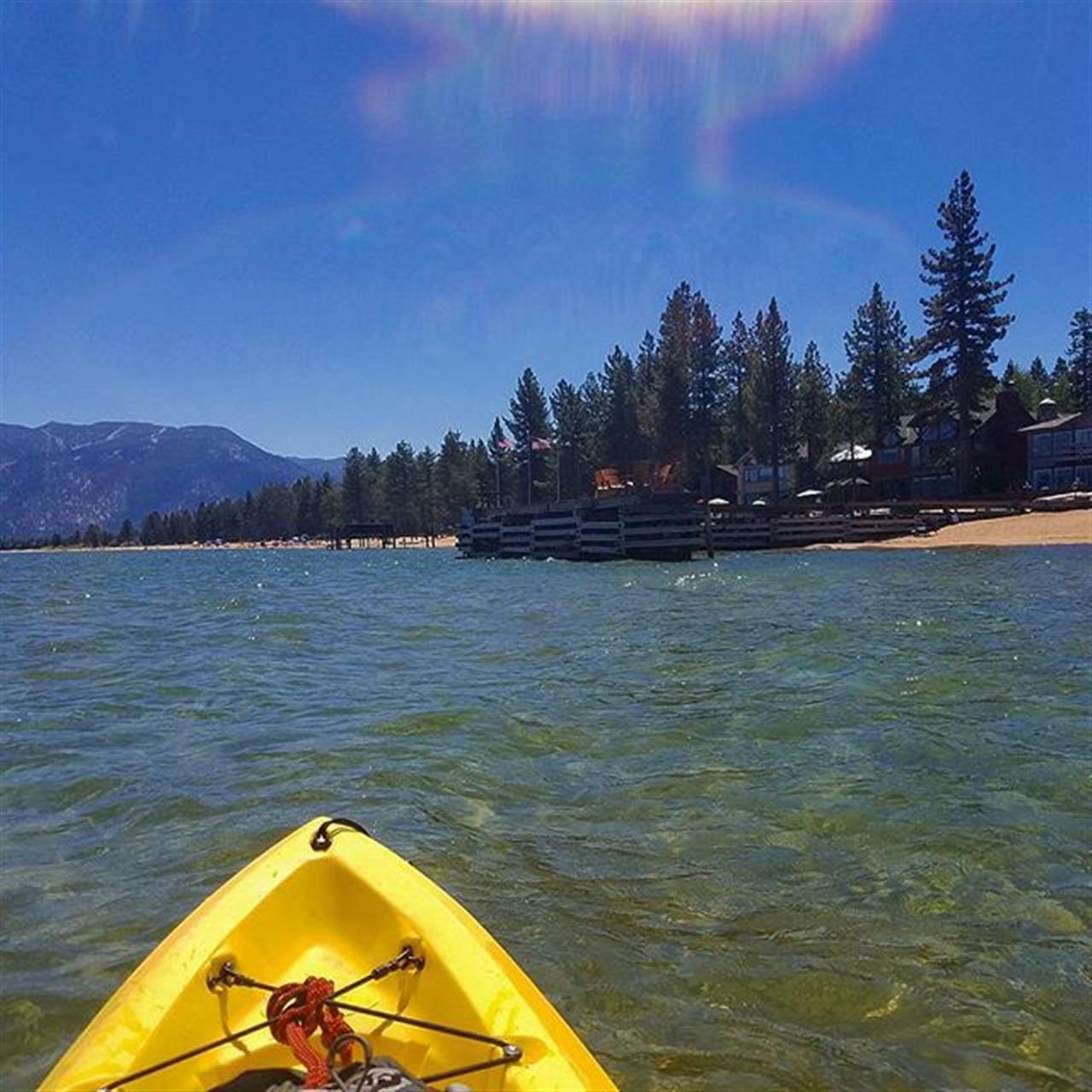 Lake Tahoe. Your daily adventures still impress me. I love living in Lake Tahoe! #southlaketahoe
