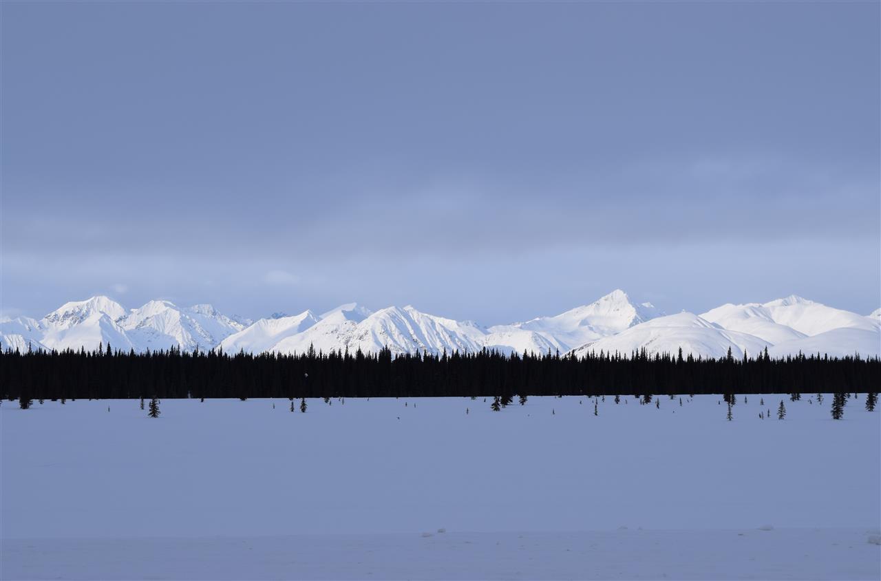 Mountain Majesty near Petersville, Alaska