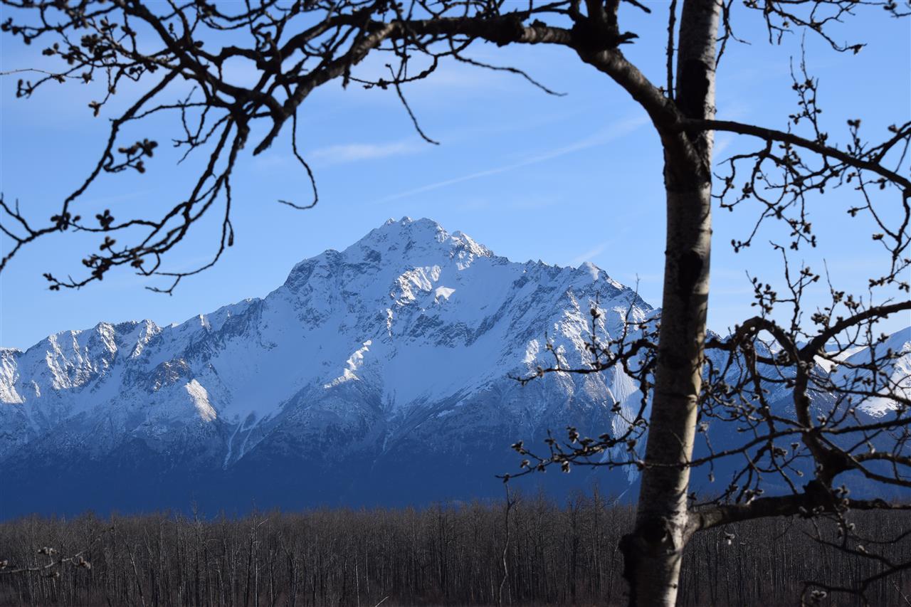 Pioneer Peak, Palmer, Alaska