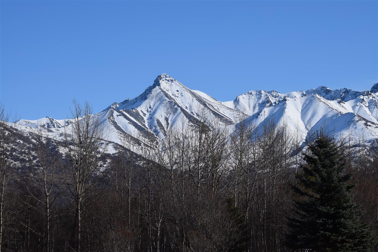 Lazy Mountain, Palmer, Alaska