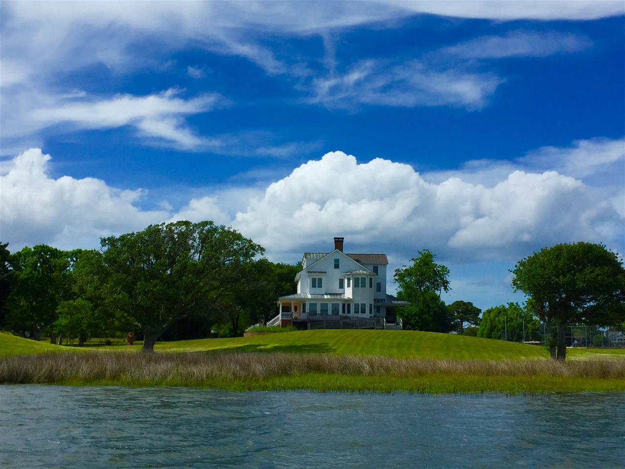 A day on the water at Emerald Isle, NC
